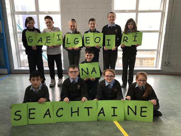 Gaeilgeoirí na Seachtaine Mí Feabhra 14-2-2020