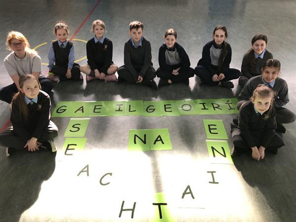 Gaeilgeoirí Na Seachtaine28-02-2020