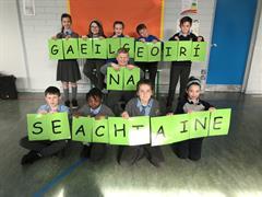 Gaeilgeoirí Na Seachtaine 06-03-2020