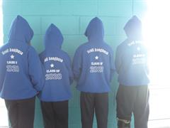 New School Hoodies for 6th Class
